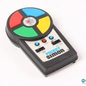 MODIP - Pocket Simon hand held game