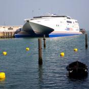 Condor Vitesse - Weymouth Harbour