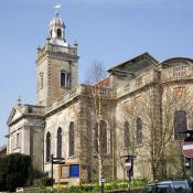 Blandford Forum - Church of St Peter and St Paul