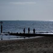 Boscombe Beach Groyne