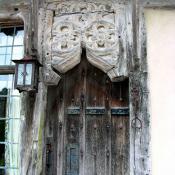 Pitchmarket Door - Cerne Abbas