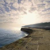 The Cobb - Lyme Regis