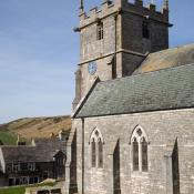 Corfe Castle Church of St Edward