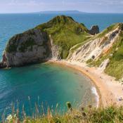 Durdle Door - Man O\u0027War Bay & Purbeck   The Dorset Guide