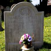 Grave of James Hammett - Tolpuddle