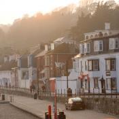 Lyme Regis Sea Front