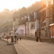 Marine Parade - Lyme Regis