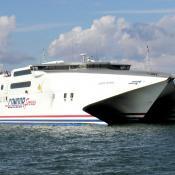 Condor Express - Poole Harbour