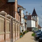 Poundbury - Peverell Avenue