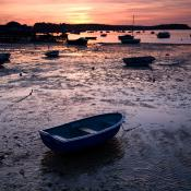 Dusk - Sandbanks Harbour