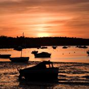 Sunset - Poole Harbour