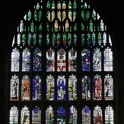 Great West Window - Sherborne Abbey