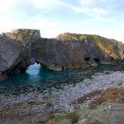 Stair Hole Cove - Lulworth