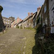 View Up Gold Hill - Shaftesbury