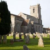 Lady St Mary Church - Wareham
