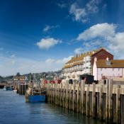 West Bay Harbour - Bridport