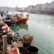 Fishing Boats - Weymouth Harbour