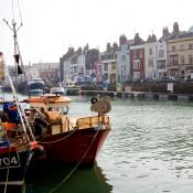 Weymouth Harbour Boats