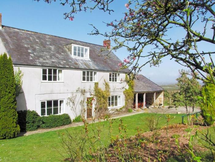 Purcombe Farmhouse