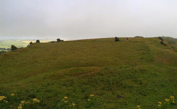 Abbotsbury Castle hillfort
