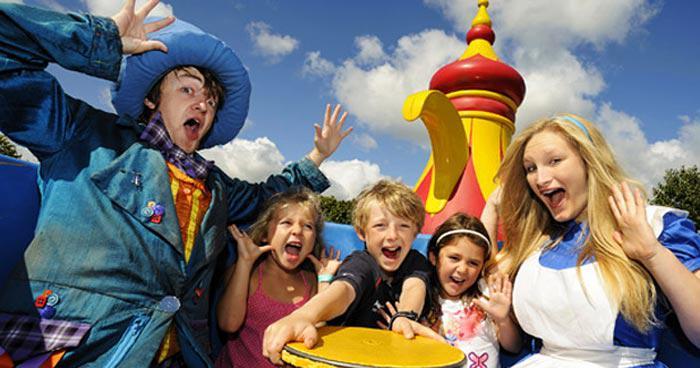 Adventure Wonderland Theme Park, Bournemouth