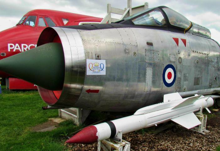 Bournemouth Aviation Museum - BAC Lightning