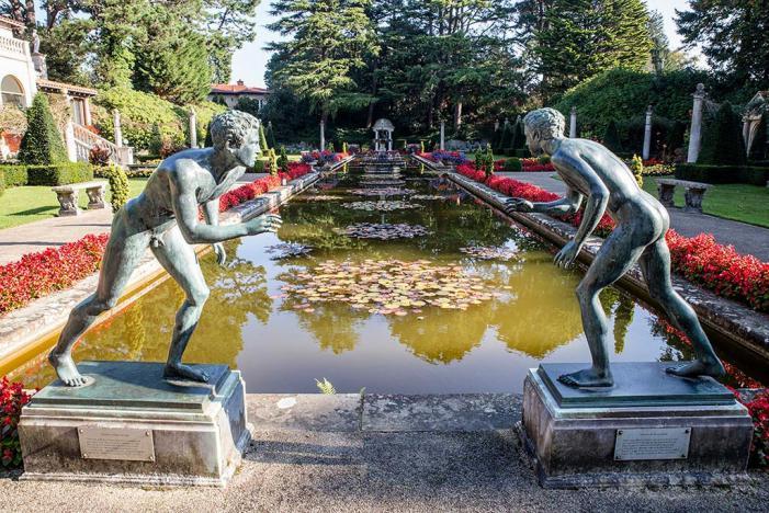 Compton Acres - Italian Garden
