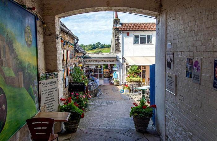 Corfe Castle Model Village & Gardens