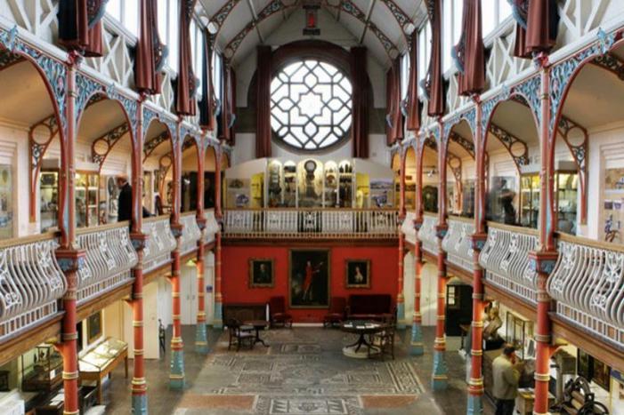 Dorset County Museum - Victorian Hall
