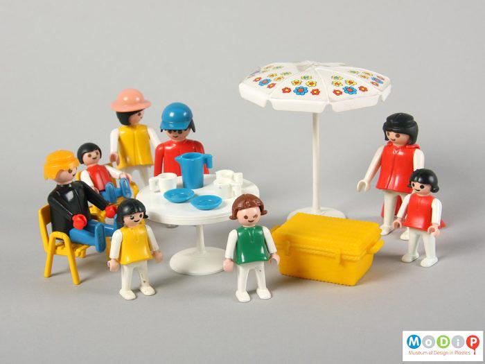MODIP - Playmobil