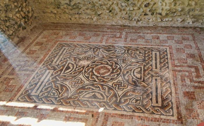 Roman Mosaic - Dorchester