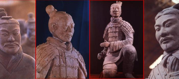 Terracotta Warriors Museum - Dorchester