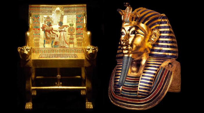 Tutankhamun Exhibition - Dorchester
