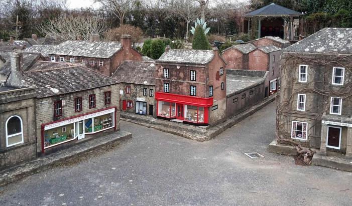 Wimborne Model Village