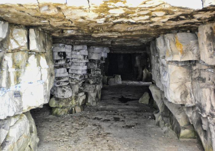 Winspit Quarry - Dorset