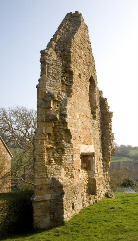 Abbotsbury Abbey Ruins
