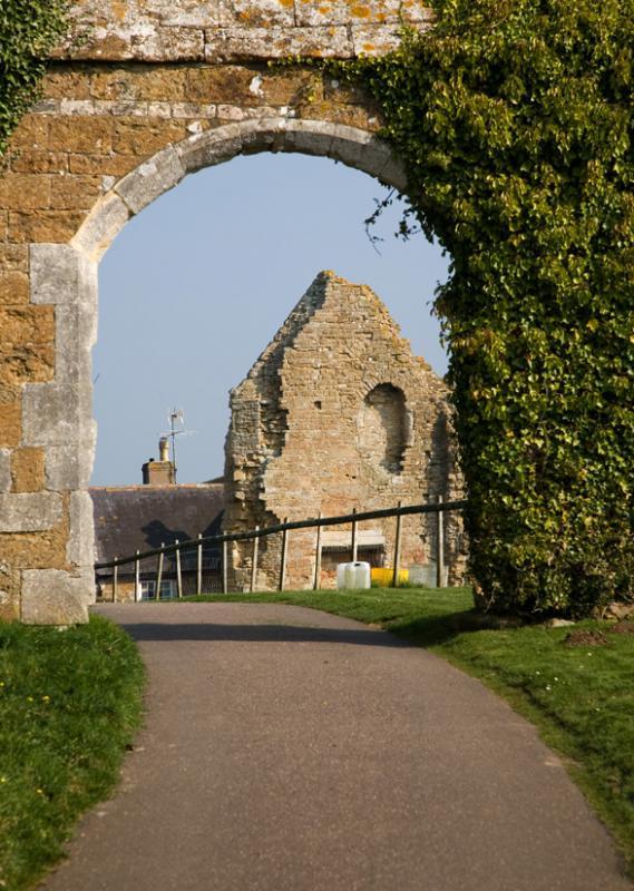 Abbotsbury Abbey