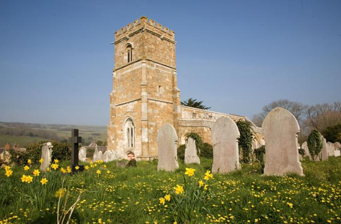 Abbotsbury Church
