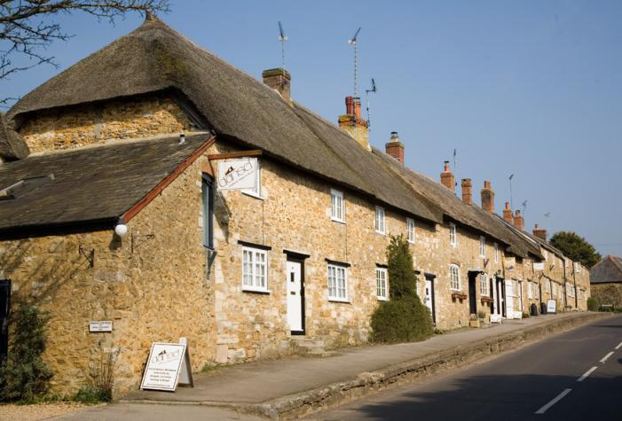 Abbotsbury Thatched Cottages