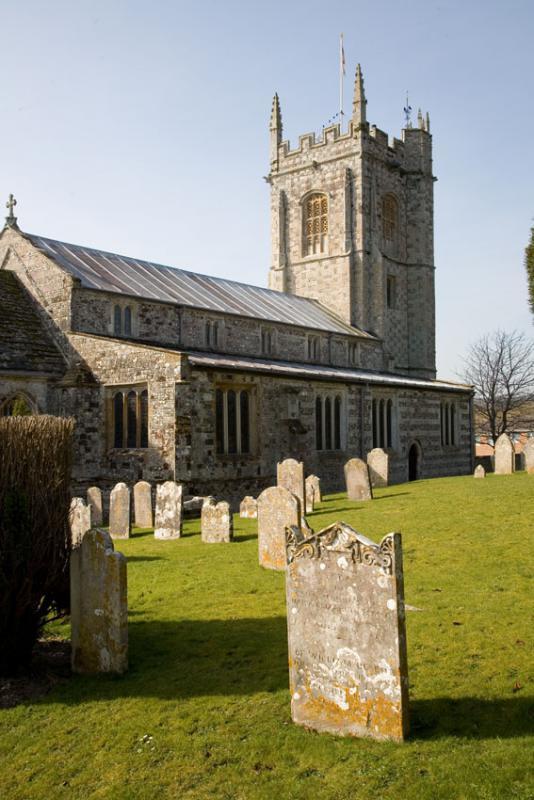 Church of St John - Bere Regis