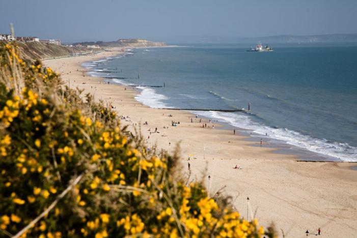 Fisherman's Walk Beach