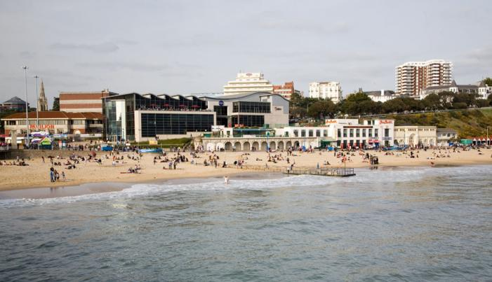 Bournemouth Beach Front