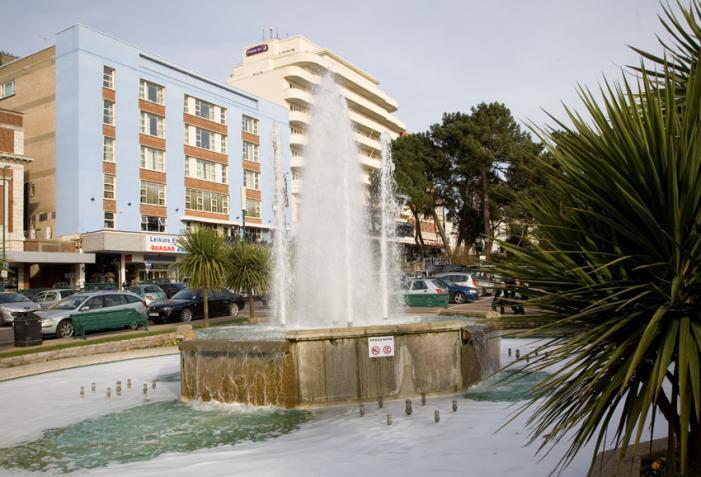 Pavilion Theatre Fountain - Bournemouth