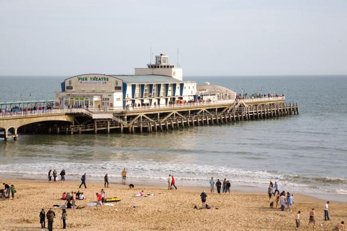 Bournemouth Pier Head