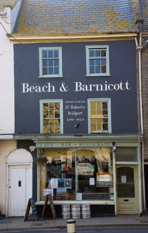 Beach and Barnicott - Bridport