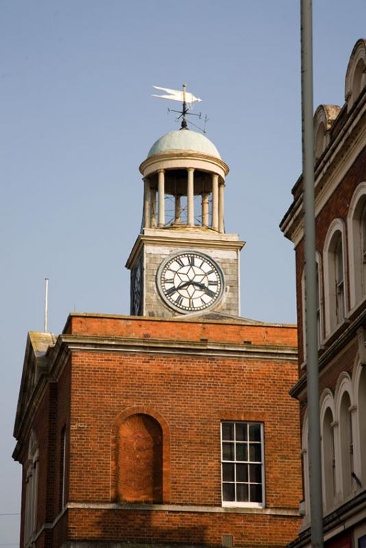 Bridport Town Clock