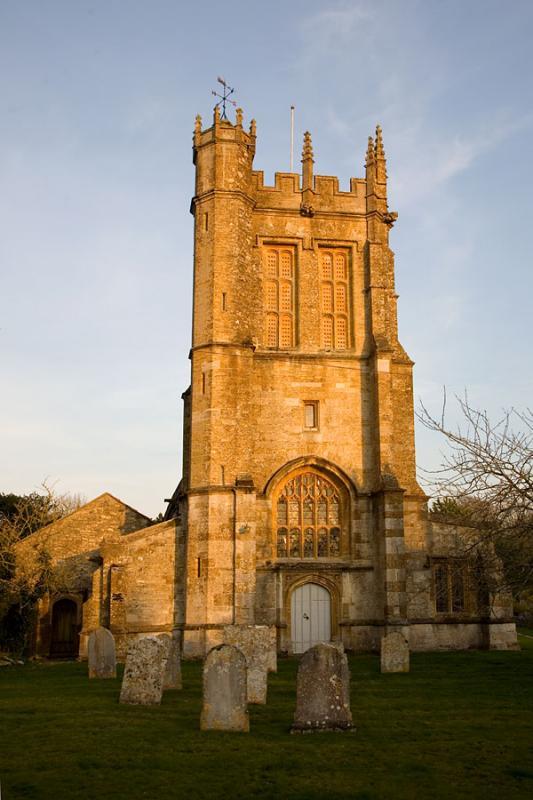 St Mary's Church - Charminster
