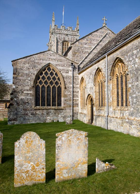 Bere Regis Church