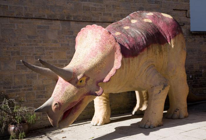 Dorchester Dinosaur