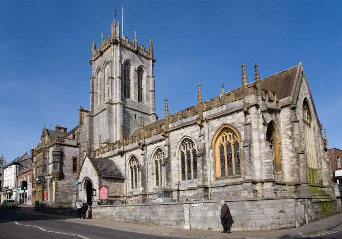 St Peter's Church - Dorchester